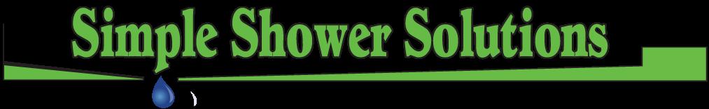 Simple Shower Solutions | Edmonton Logo